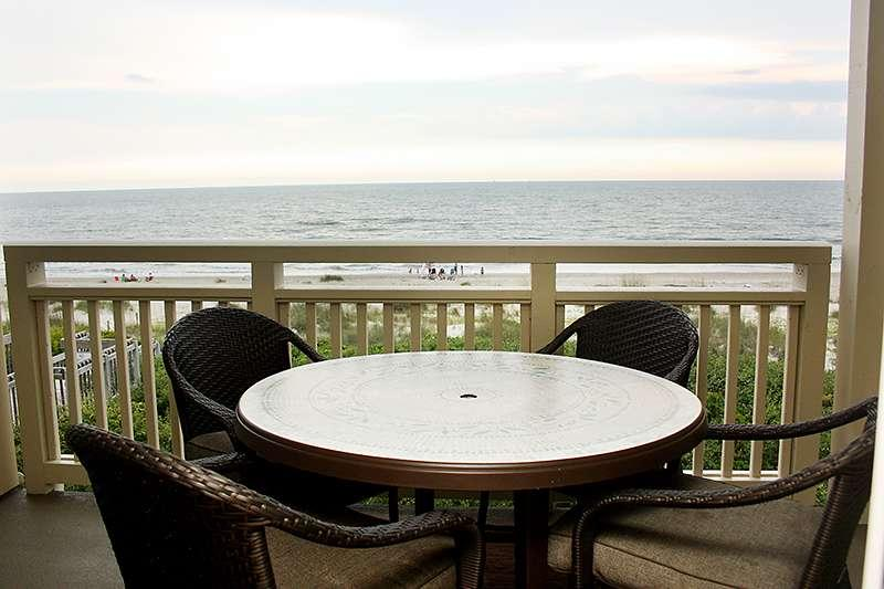 The Palm Unit #402 - Image 1 - Caswell Beach - rentals