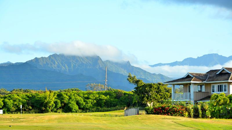Mount Kahili in the Background - Premier Hawaiian Style Home in Poipu-Kahili at Poipu - Koloa - rentals