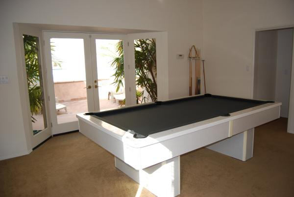 Pool table - 953 Candlelight Place #B - San Diego - rentals