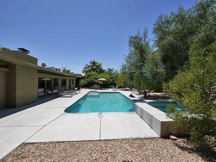Private Pool and Spa in Spacious Backyard  - HGTV House - Palm Springs - rentals