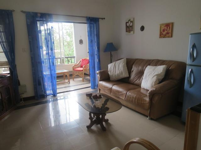 51) Modern apt just 5 mins from Beach - Image 1 - Candolim - rentals