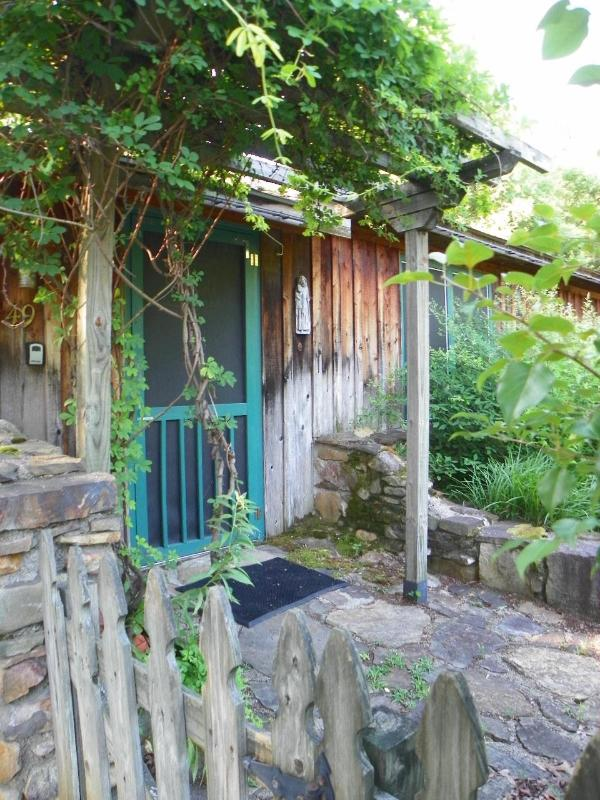 Garden Cottage~Walk to town~On Appalachian Trail - Image 1 - Hot Springs - rentals