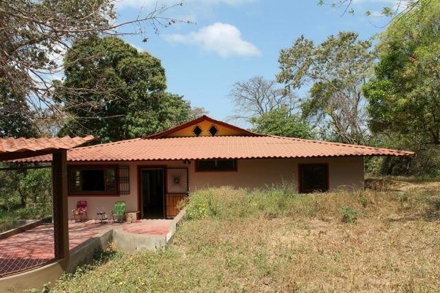 Front of home - Beautiful New Private Ometepe Home on 3 Acres - Balgue - rentals