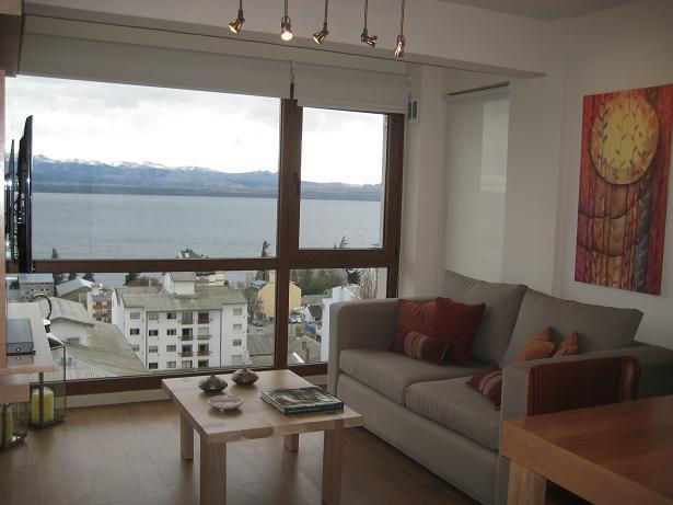 Amaizing apartment with lake view and swimming poll (TLIIB) - Image 1 - San Carlos de Bariloche - rentals