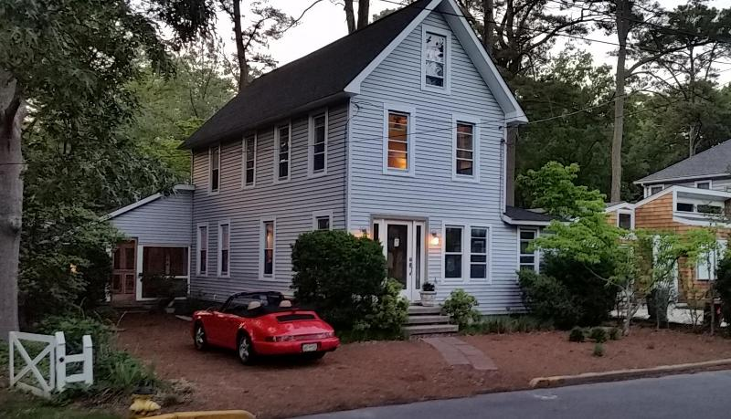 Home Exterior - front - Quintessential Rehoboth Beach Cottage in the Pines - Rehoboth Beach - rentals