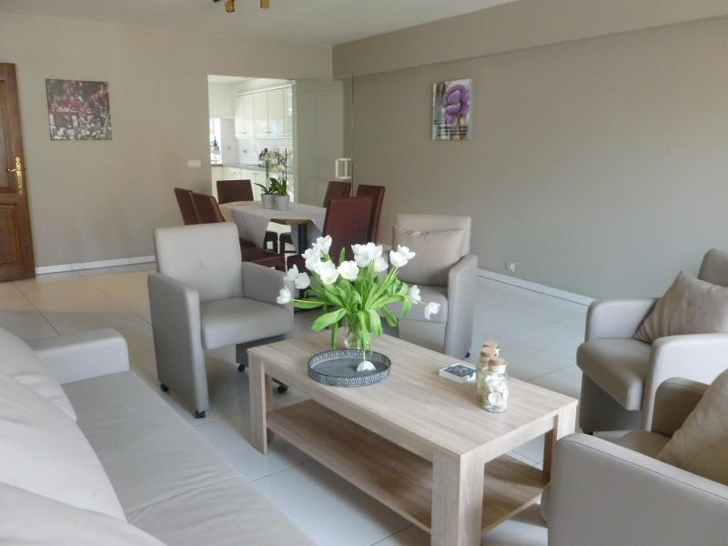 Living Room - Select Residence Piazza II - Knokke - rentals