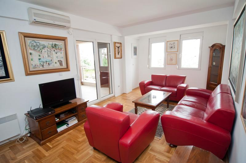 Lovely 2 BR, 3 min to Center & Rimski trg +PARKING - Image 1 - Podgorica - rentals