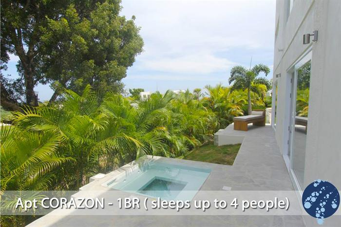 Apartment CORAZON - Lovely and Private Place! - Image 1 - Constanza - rentals