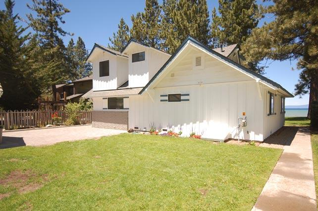 Exterior - 771 Lakeview Avenue - South Lake Tahoe - rentals