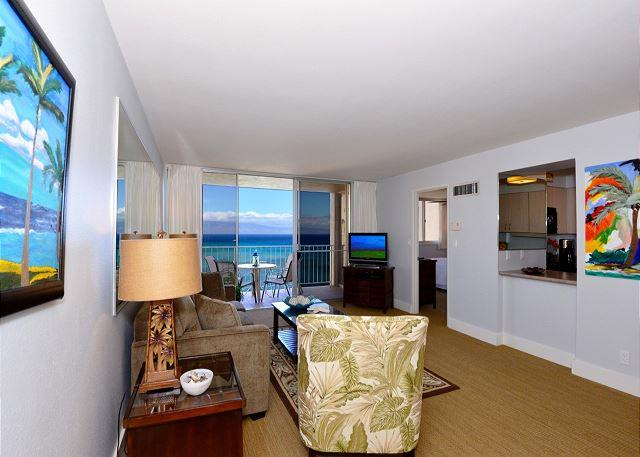 Brand New Furnishing and Amazing Ocean Viewsw - SUMMER SPECIAL Royal Kahana NEW Luxury Remodel OceanFront - Lahaina - rentals