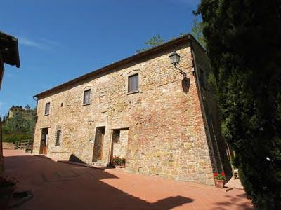 Ext - Farmhouse Romilda - Montaione - rentals