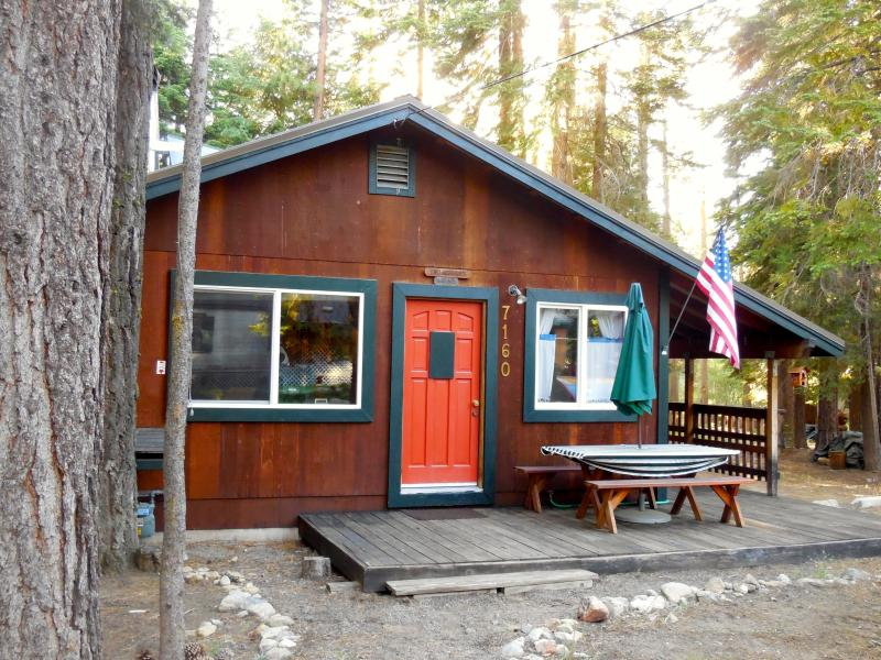 Welcome to Two Morrows - Two Morrows Tahoe Cabin on the Westshore - Tahoma - rentals