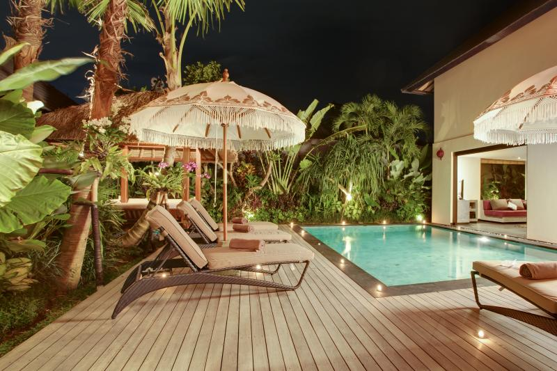 3 Bedroom Luxury Villa in Seminyak with 2 Pools! - Image 1 - Seminyak - rentals