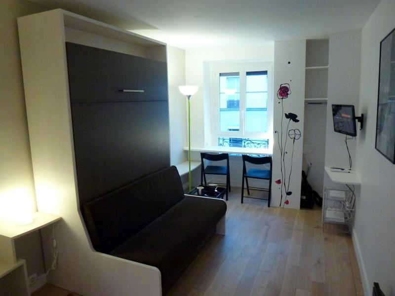 Lovely Republique open plan studio 25m2 - Image 1 - Paris - rentals