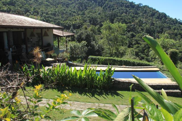 2 Apartments On the border of the Atlantic Forest with incredibly beautiful oceanview - Image 1 - Paraty - rentals