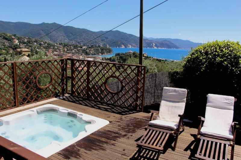 Villa Four Season with Jacuzzi.Santa Margherita - Image 1 - Santa Margherita Ligure - rentals