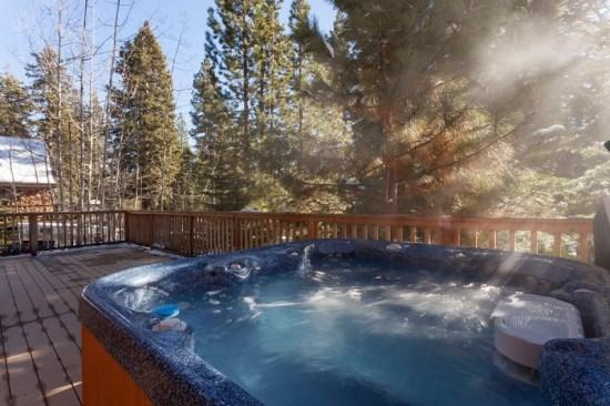 Three Pines Tahoe Vacation Rental - Hot Tub - Image 1 - Lake Tahoe - rentals