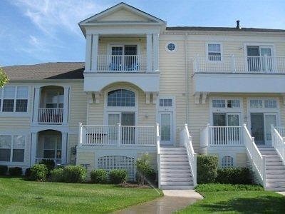 Front - Bayside at Bethany Lakes 154 - 425 - Ocean View - rentals