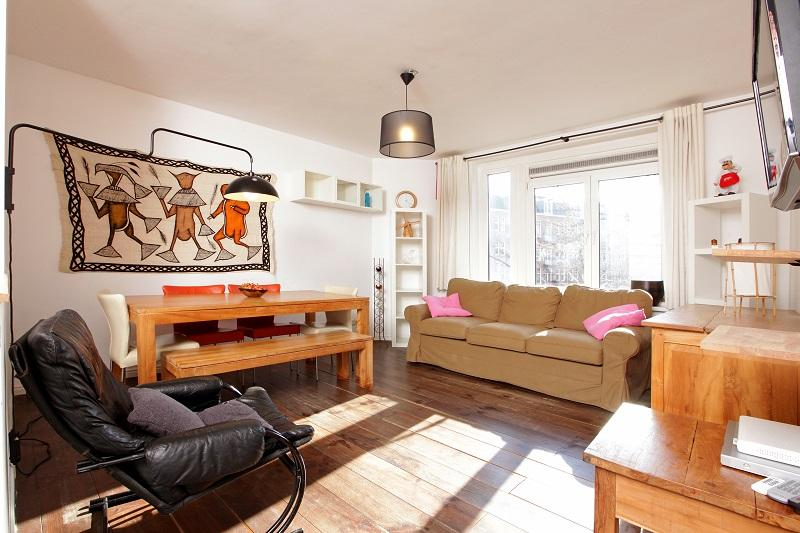 Lounge - Safe Family Home only 10mins walk from canals - Amsterdam - rentals