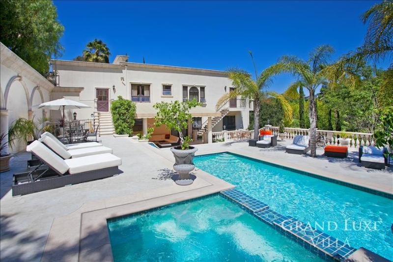 Hollywood Grand Luxe Villa - Image 1 - Los Angeles - rentals