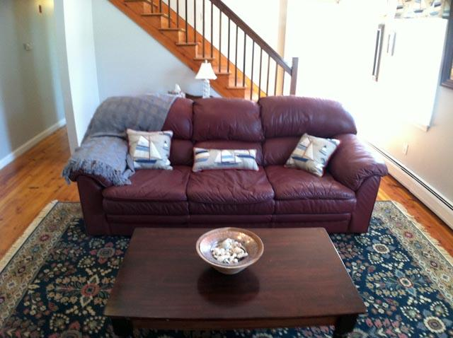 Living Room - Bayside: 2 NEW King Beds, 4 A/C's, WiFi, dishwasher, washer/dryer - YA0555 - Yarmouth - rentals