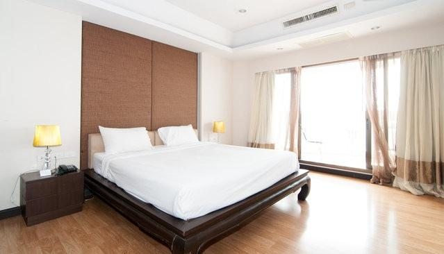 Bedroom with a View - 1BR-River View-State Tower-WiFi-36 - Bangkok - rentals
