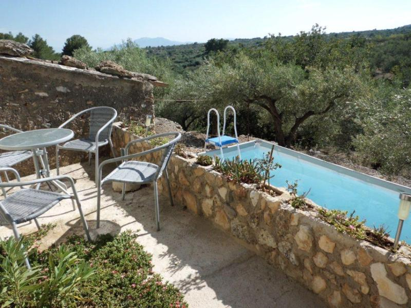 Pool private for Casita Buen Viento - Sandy Beaches, Nature, Mountains Privacy Romantic! - Camarles - rentals