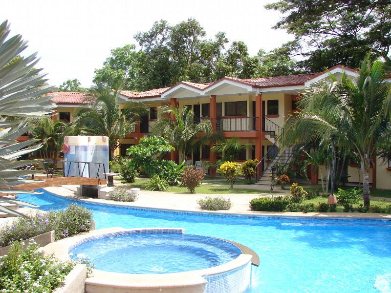 Cocomarindo Villa Hazel No 23-Two Steps to S/Pool! - Image 1 - Playas del Coco - rentals