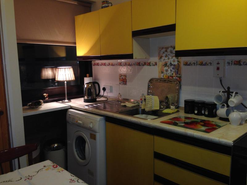 Fully Furnished Kitchen - City Centre Apartment - Aberdeen - rentals