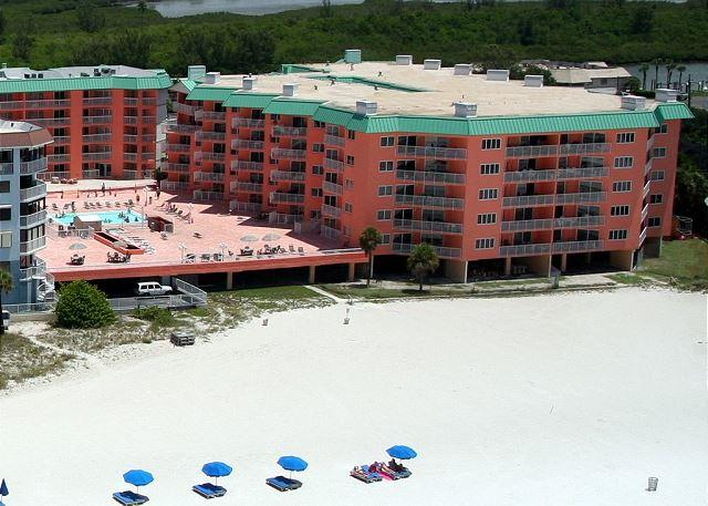 Beach Cottage Condominium 2201 - Image 1 - Indian Shores - rentals