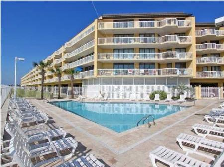 Exterior - Charleston Oceanfront Villas 207 - Folly Beach - rentals