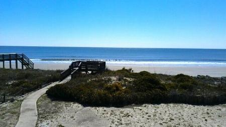 Amazing View from Top Deck - Cottage By The Sea - Folly Beach - rentals