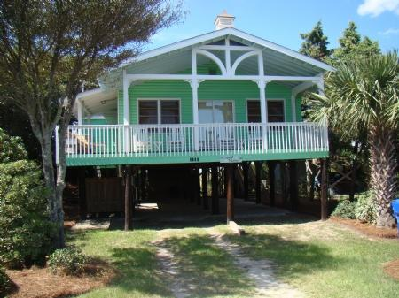 Exterior - Coastal Treasure - Folly Beach - rentals