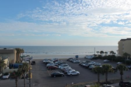 Ocean view - Pavilion Watch 3I - Folly Beach - rentals