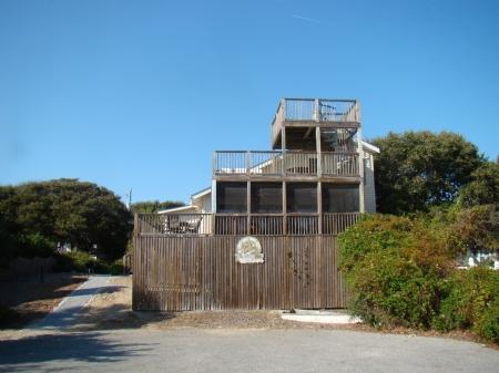 Exterior - The Boat House - Folly Beach - rentals