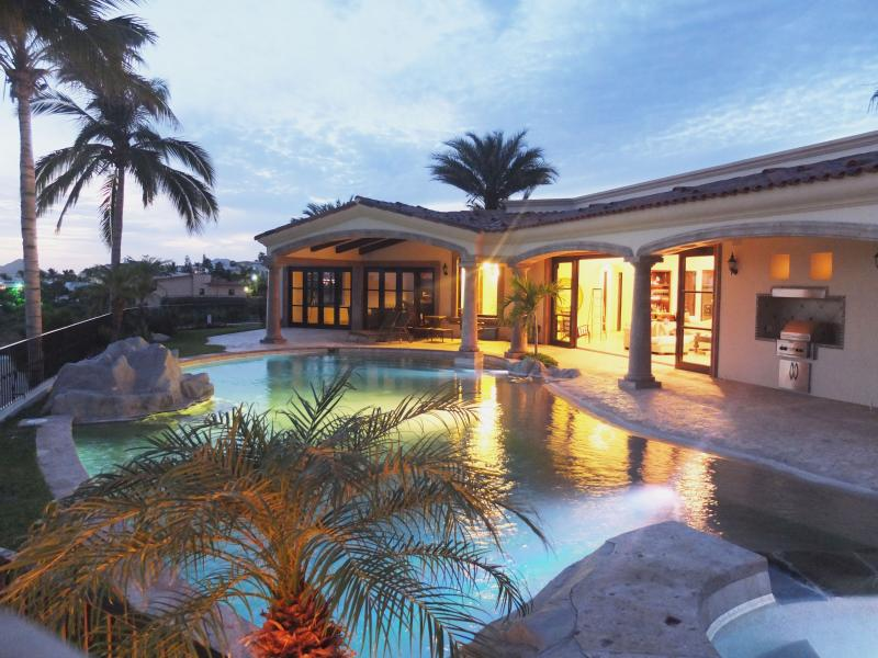 5 Bedroom Luxury Home In Private Beach Tennis Club - Image 1 - Cabo San Lucas - rentals