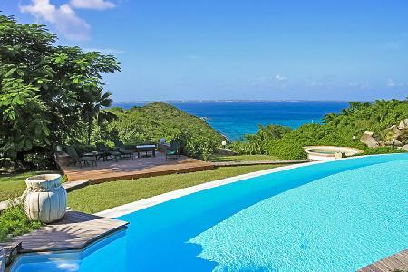 Complete Anse Marcel Luxury and Seclusion at Caye Blanche - Image 1 - Anse Marcel - rentals
