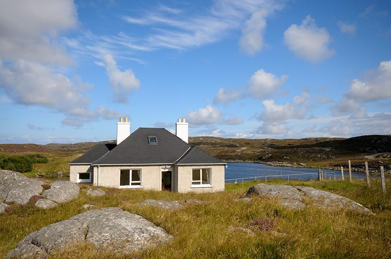 Sea Views from Atlantic View Cottage - Atlantic View Cottage Isle of Lewis. Sea View WiFi - Isle of Lewis - rentals