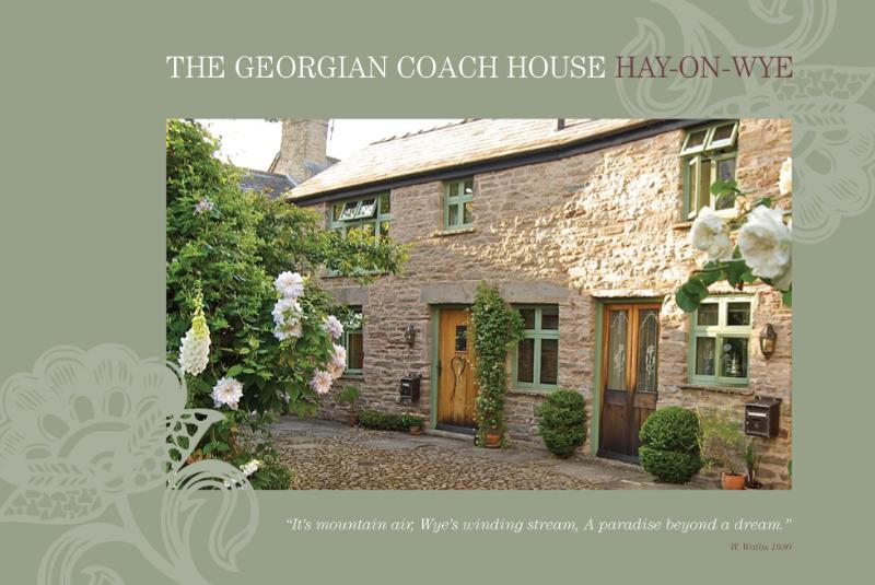 'Its mountain air, Wye's winding stream, a paradise beyond a dream.' W. Wallace 1930 - Hideaways In Hay : Romantic Luxury Holiday Cottage - Hay-on-Wye - rentals