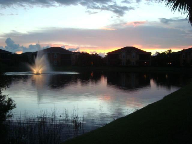 Enjoy beautiful sunsets on our western exposed screened lanai - Not for rent - Masaryktown - rentals