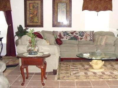 Recliner living room opens to lovely balcony - 83100 - Saint Augustine Beach - rentals