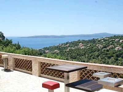 Rent Villa Gulf Saint Tropez 4 Rooms Heated Pool - Image 1 - Var - rentals