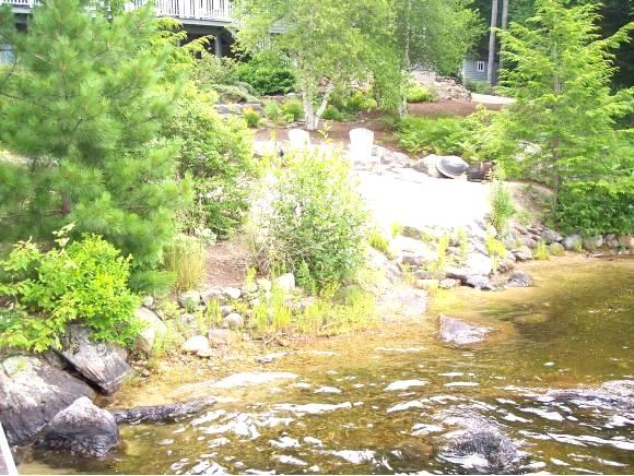 Out of Dock - Private Home on Lower Beach Pond - Tuftonboro - rentals