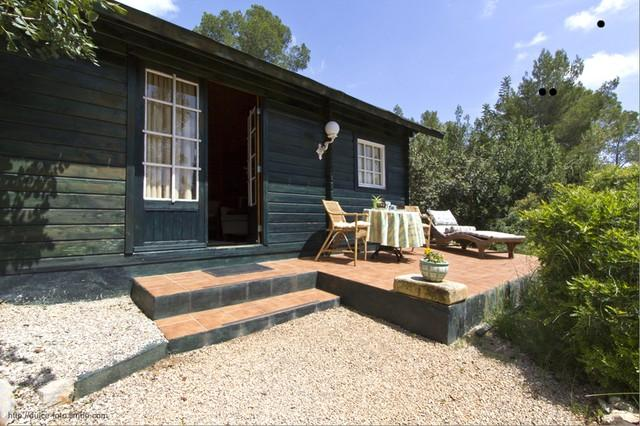 Near Palma,Wood cabin on forested property - Image 1 - Palma de Mallorca - rentals