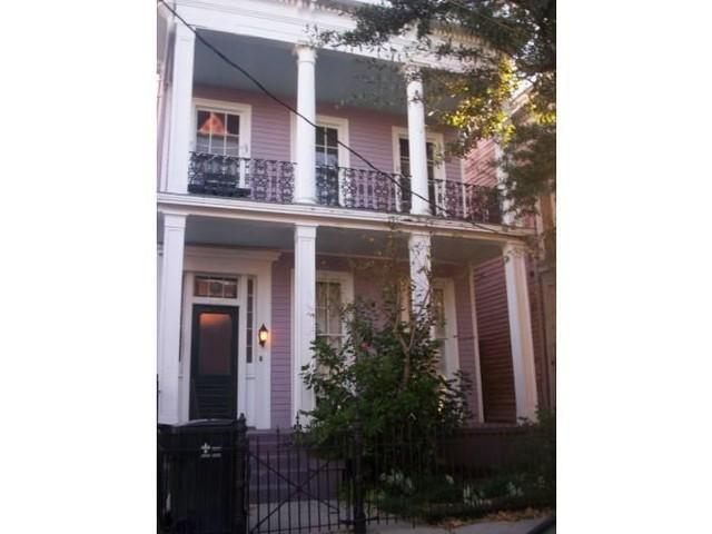2/1.5 Freret-Willeford House - Image 1 - New Orleans - rentals