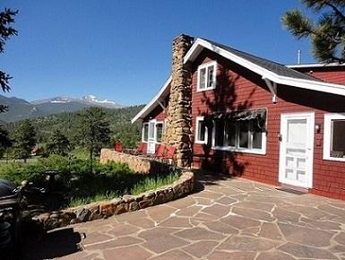 Located Near the Entrance to Rocky Mountain National Park - Longs Peak Cabin - Estes Park - rentals