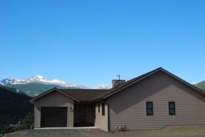 Just Minutes from the Rocky Mountain National Park - Longs Peak Views - Estes Park - rentals