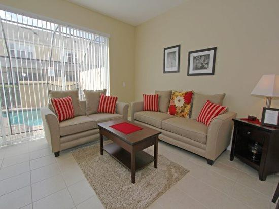 Opulent 3 Bedroom 3 Bathroom Resort Townhome - Image 1 - Orlando - rentals