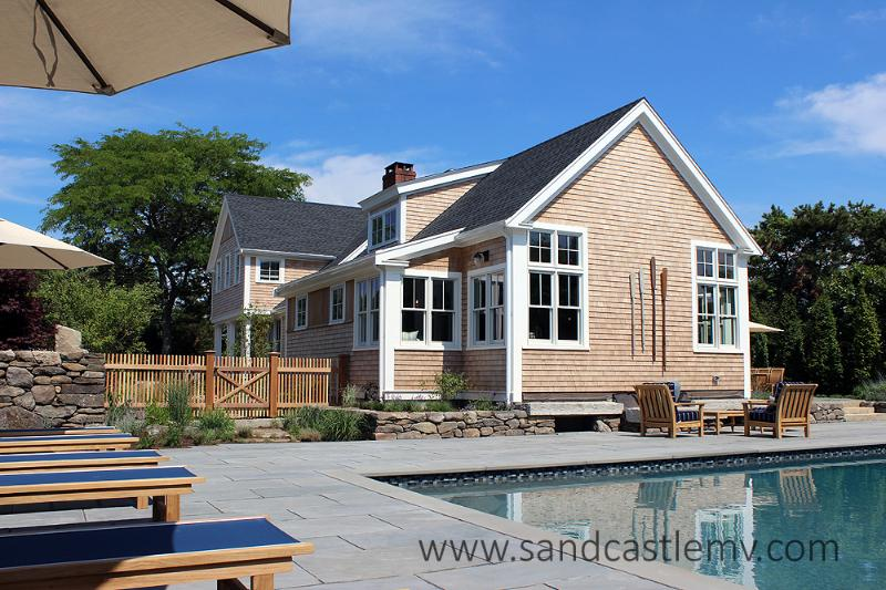 1664 - Beautiful Katama Home with Heated Pool - Image 1 - Edgartown - rentals