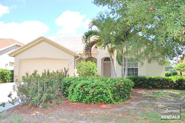 Beautifully decorated lakefront pool home just 10 minutes from beach - Image 1 - Naples - rentals